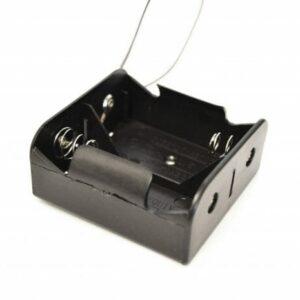3V D batteriholder