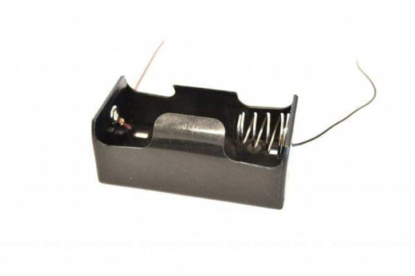 1,5V D batteriholder