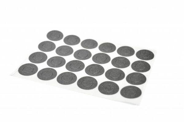 20x 18650 batteri insulator ring