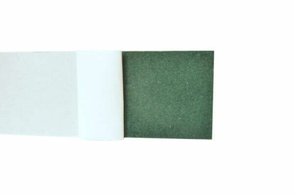 Barley papir 65mm x 500mm med klæbrig side