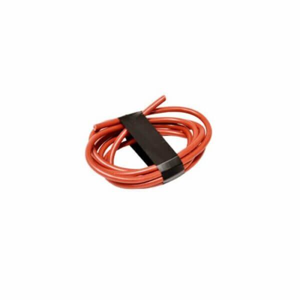 1M Rød 2,5 mm2 ledning PVT fortinnet