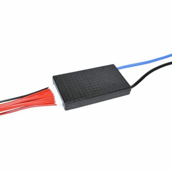 BMS 10S 15A PCB til Li-ion/Li-Po 36V common port
