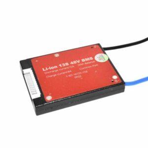 BMS 13S 15A PCB til Li-ion/Li-Po 48V common port