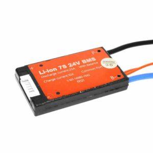 BMS 7S 20A PCB til Li-ion/Li-Po 25,9V m/ tænd/sluk