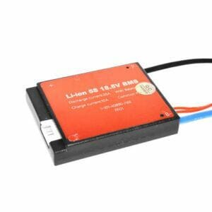 BMS 5S 20A PCB til Li-ion/Li-Po 18,5V m/ tænd/sluk