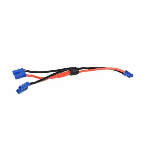 Parallel adapter EC2 stik Amass