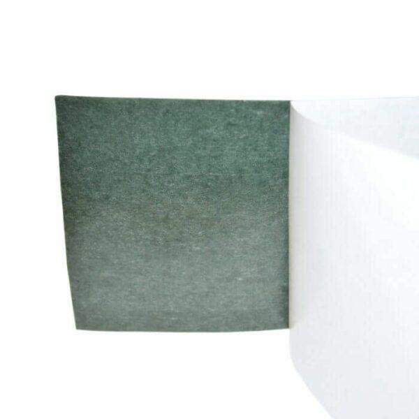 Barley papir 90mm x 500mm med klæbrig side