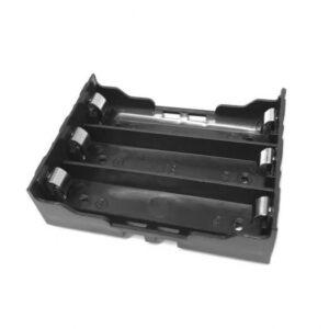 Batteriholder til lodning 3X