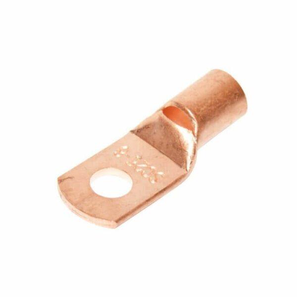 Kabelsko 25mm2 / 6mm hul uden tin